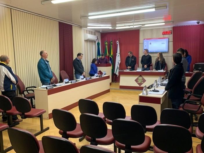 Foto de capa da notícia Câmara de Vereadores realiza sessão ordinária