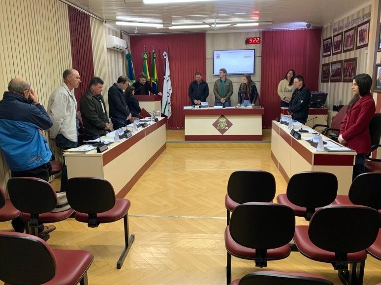 Foto de capa da notícia Câmara de Vereadores recebe o Projeto da LDO 2020