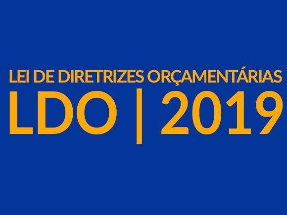 Foto de capa da notícia Realizada Audiência Pública para apresentação da Lei de Diretrizes Orçamentárias
