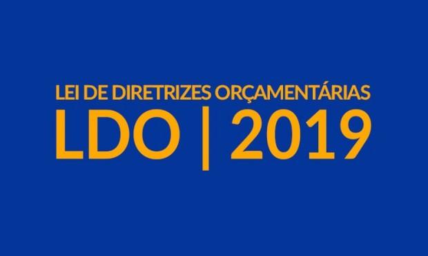 Foto de capa da notícia: Realizada Audiência Pública para apresentação da Lei de Diretrizes Orçamentárias