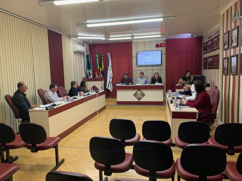 Foto de capa da notícia Câmara realiza sessão ordinária