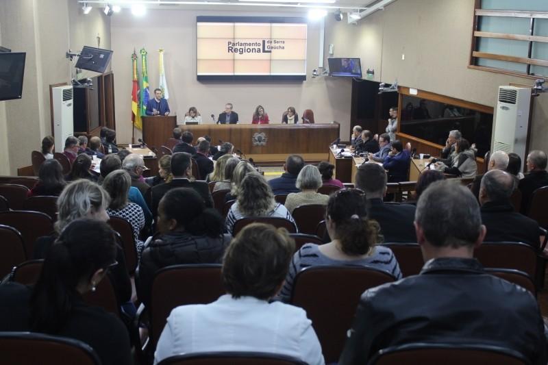 Foto de capa da notícia Serra Gaúcha discute soluções para redução de espera por cirurgias de traumatologia
