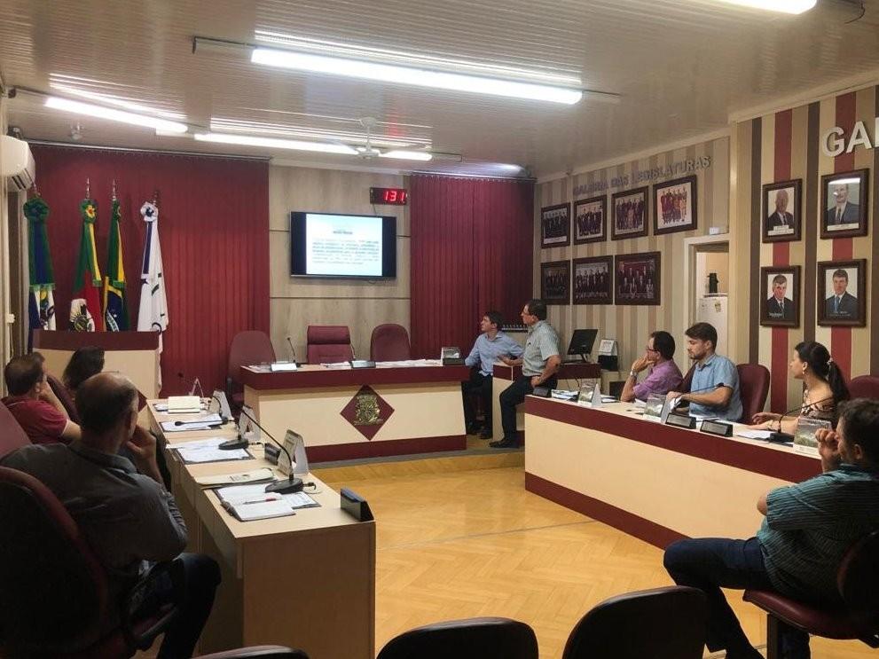 Foto de capa da notícia Câmara aprova Decretos que concedem Títulos de Cidadãos Beneméritos Paduenses