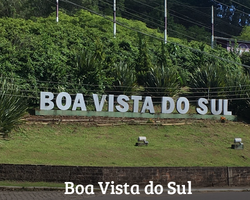Banner 3. Boa Vista do Sul