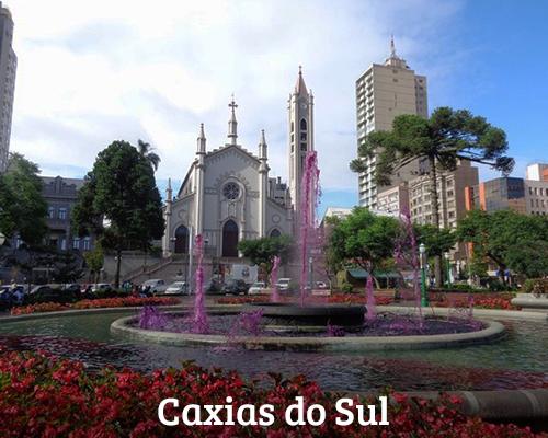Banner 5. Caxias do Sul