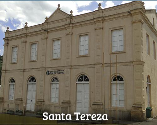 Banner 24. Santa Tereza