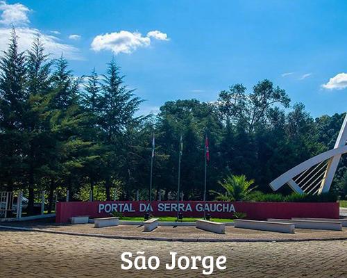 Banner 25. São Jorge