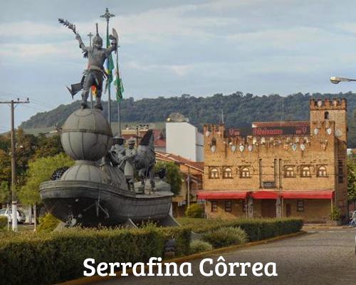 Banner 28. Serrafina Côrrea