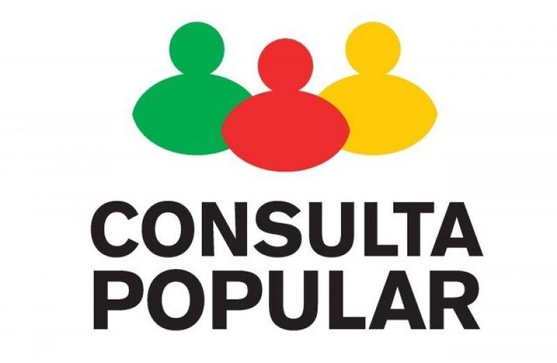 Foto Informações sobre a Consulta Popular 2020