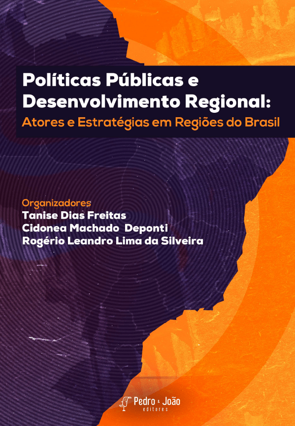 Foto de capa Políticas públicas e desenvolvimento regional: atores e estratégias em regiões do Brasil