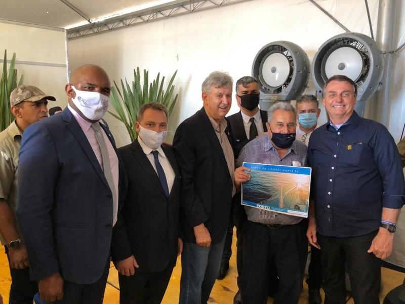 Foto de capa Grupo Porto Litoral  Norte participa da inauguração da segunda travessia do Guaiba