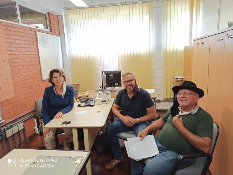 Foto de capa COREDE APOIANDO PROJETOS CULTURAIS NA REGIÃO