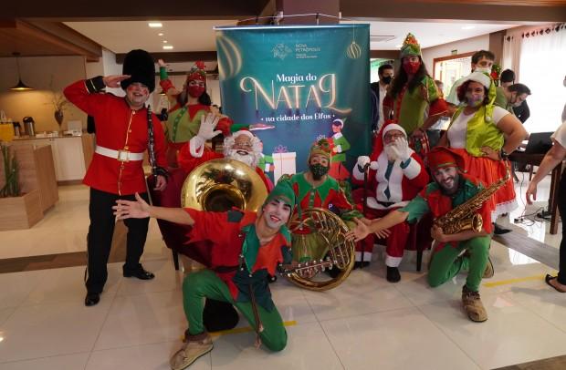 Foto do evento Magia do Natal  na Cidade dos Elfos