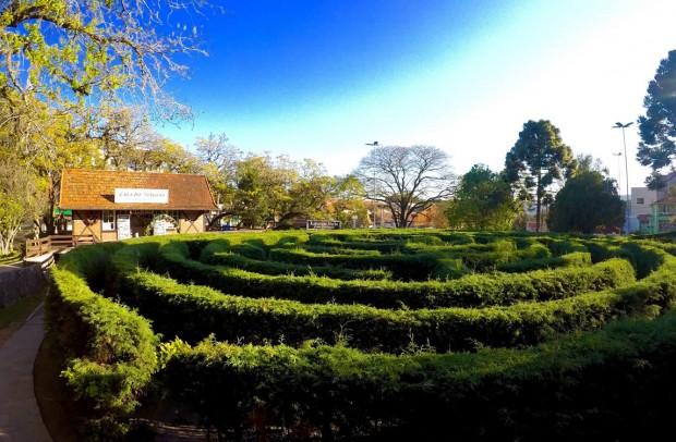 Foto Labirinto Verde