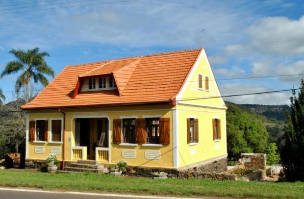 Foto Galeria de Arte Casa Amarela