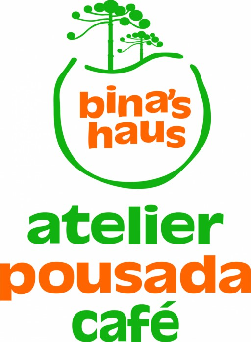 Logo Pousada Bina's Haus