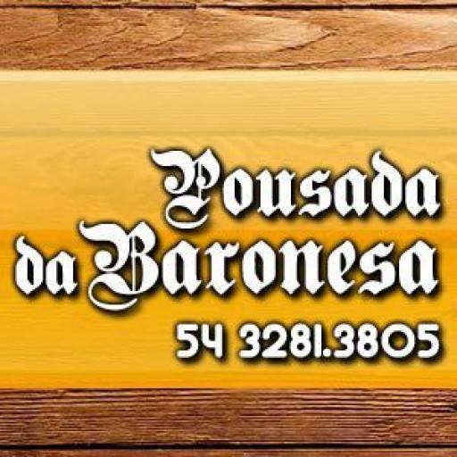 Logo Pousada Baronesa