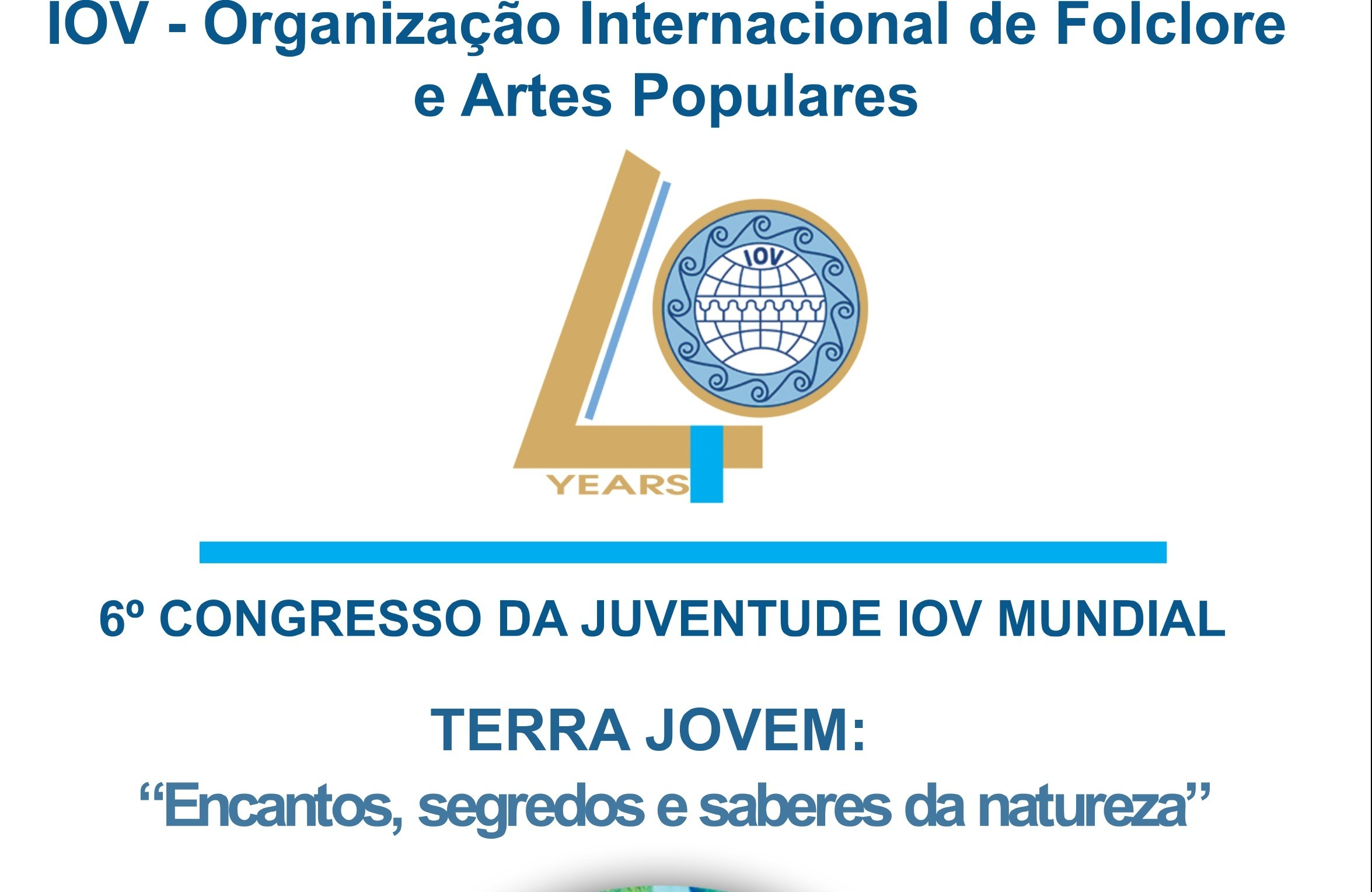 Foto Nova Petrópolis sediará congresso mundial de cultura em fevereiro