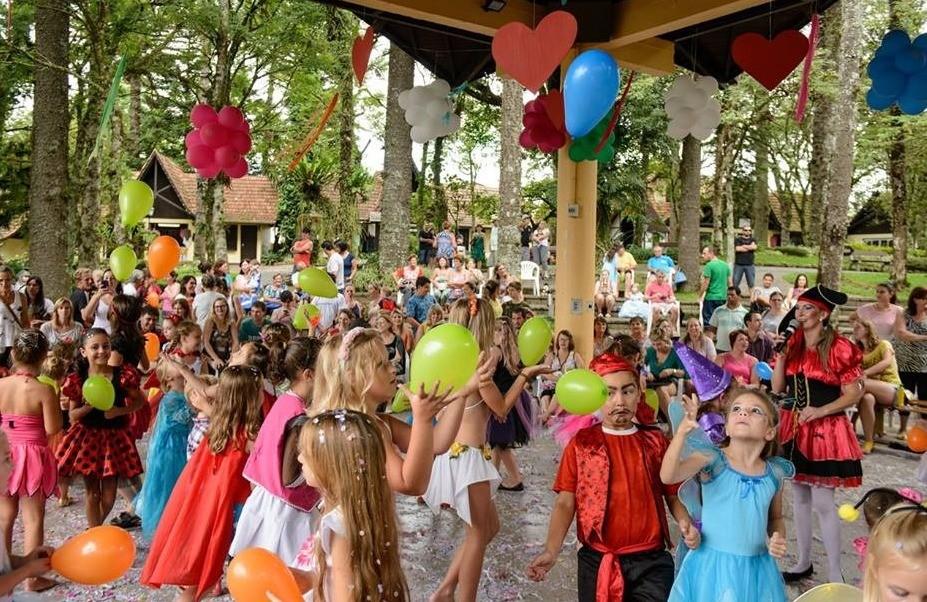 Foto Carnaval Infantil do Parque Aldeia do Imigrante será dia 25 de fevereiro