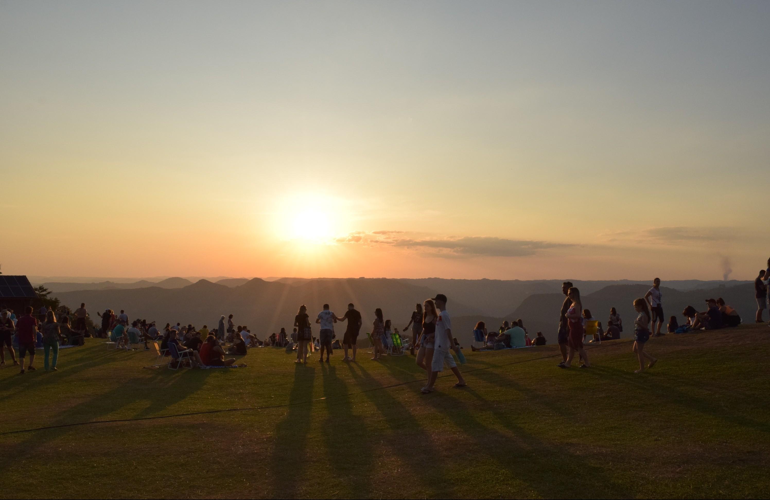 Foto Aventura e diversão no Verão no Jardim da Serra Gaúcha