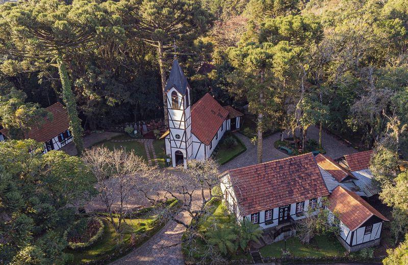 Foto Parques turísticos de Nova Petrópolis têm atendimento diferenciado no mês de maio