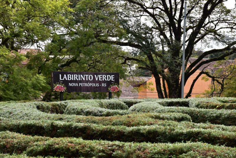 Foto de capa Labirinto Verde de Nova Petrópolis receberá calçamento na parte interna