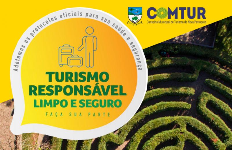"""Foto Secretaria de Turismo, Indústria e Comércio e COMTUR incentivam estabelecimentos a adotar selo """"Turismo Responsável"""""""