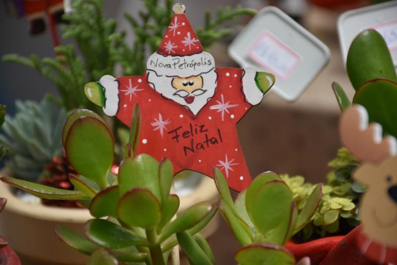 Foto de capa Feira Natalina – Weihnachtsmarkt do Natal no Jardim da Serra Gaúcha está aberta em Nova Petrópolis