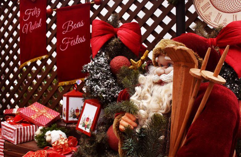 Foto Fim de semana terá Papai Noel, caminhão musical e vídeo na programação do Natal no Jardim da Serra Gaúcha 2020