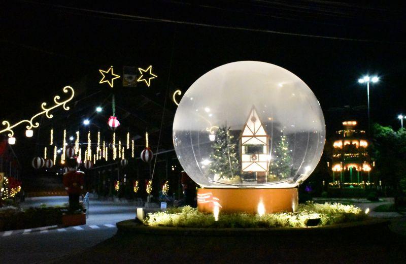 Foto Natal no Jardim da Serra Gaúcha terá programação virtual no dia 6 de dezembro