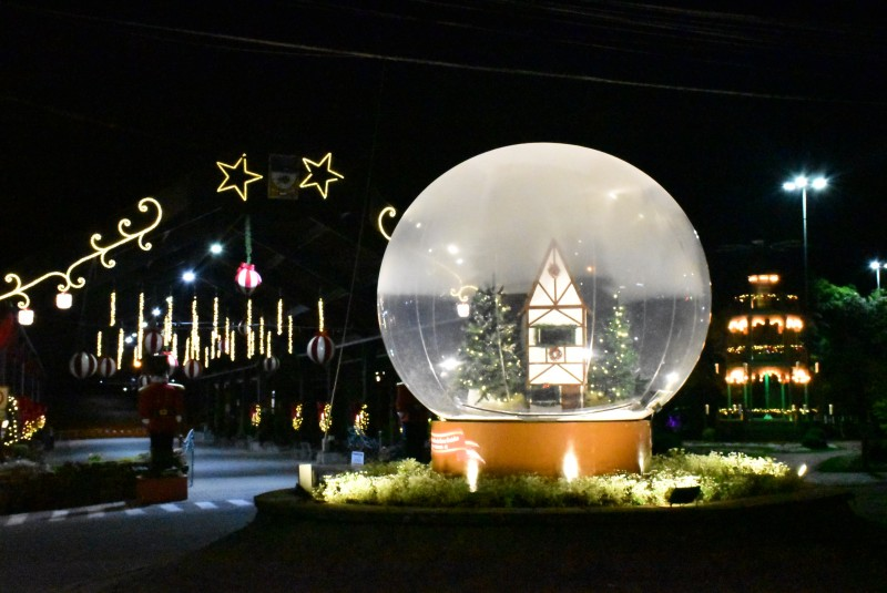 Foto de capa Natal no Jardim da Serra Gaúcha terá programação virtual no dia 6 de dezembro