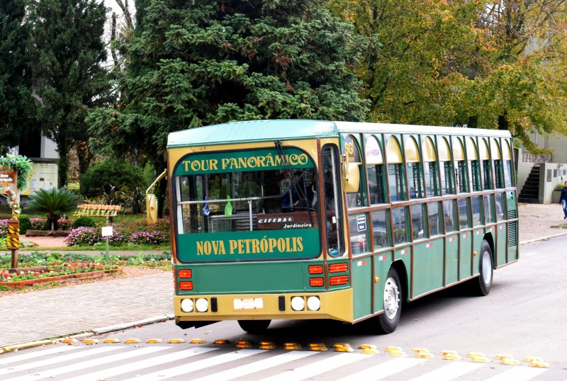 Foto de capa Tour Panorâmico é a novidade no turismo de Nova Petrópolis
