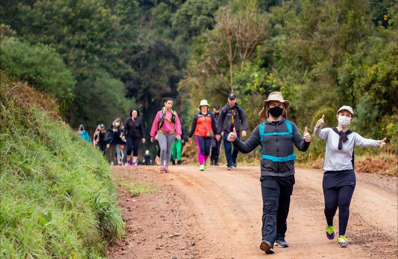 Foto Três caminhadas do Festival da Primavera estão com inscrições abertas