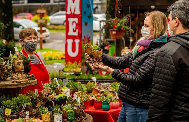 Foto Festival da Primavera – Frühlingsfest concretiza o plano de retomada segura dos eventos em Nova Petrópolis