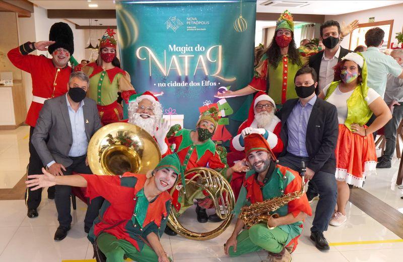 Foto Nova Petrópolis lança Magia do Natal na Cidade dos Elfos com mais de 170 atrações