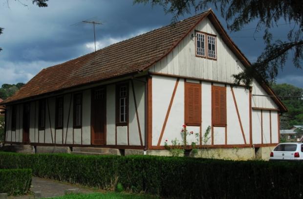 Arquitetura Enxaimel