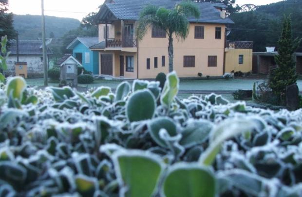 Inverno em Nova Petrópolis