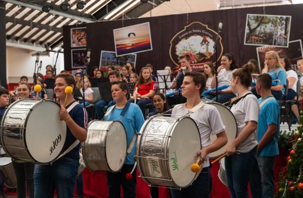 Banda Marcial das Escolas Estaduais São José e 1º de Maio_Mauro Stoffel