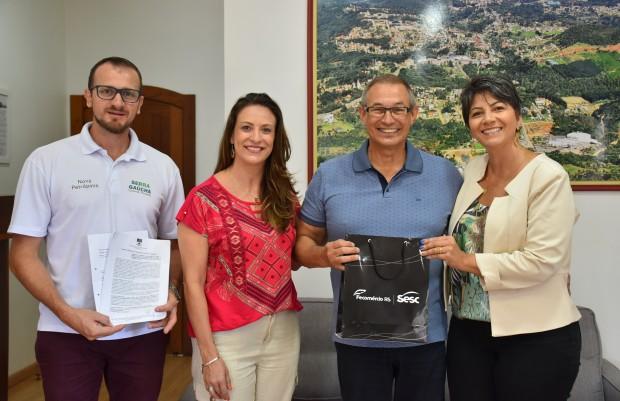Parceria firmada entre Poder Público e SESC Caxias do Sul_Adriana Arrial