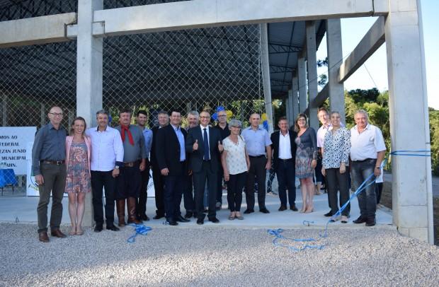 Autoridades Municipais e Estaduais - Crédito das fotos: Jordana Kiekow | Comunicação PMNP