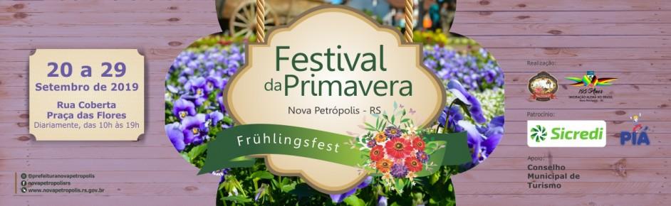 9º Festival da Primavera - Frühlingsfest