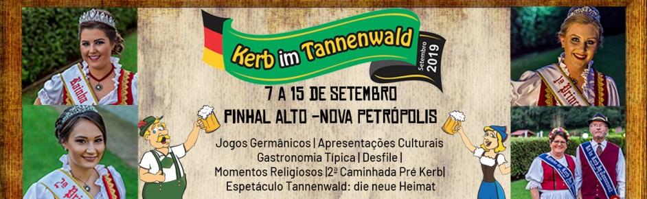 Kerb im Tannenwald 2019