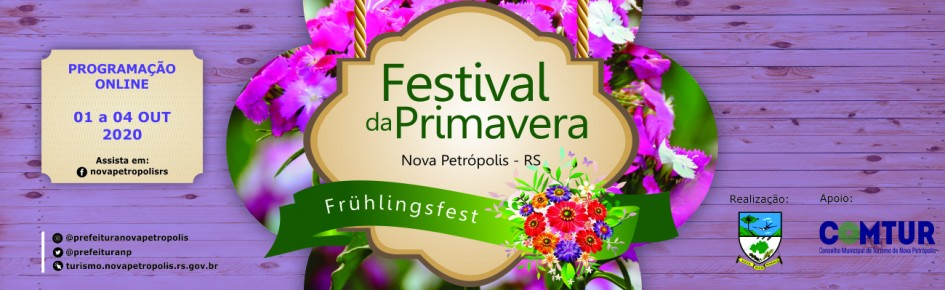 Festival da Primavera 2020