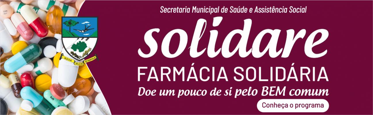 Farmácia Solidária