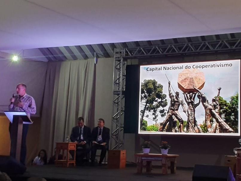 Foto de capa da notícia: Nova Petrópolis será case no Seminário Nacional de Governança para o Turismo em Maragogi