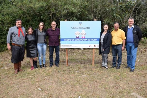 Foto de capa da notícia: Nova Petrópolis celebrou a Semana Municipal da Pessoa Idosa