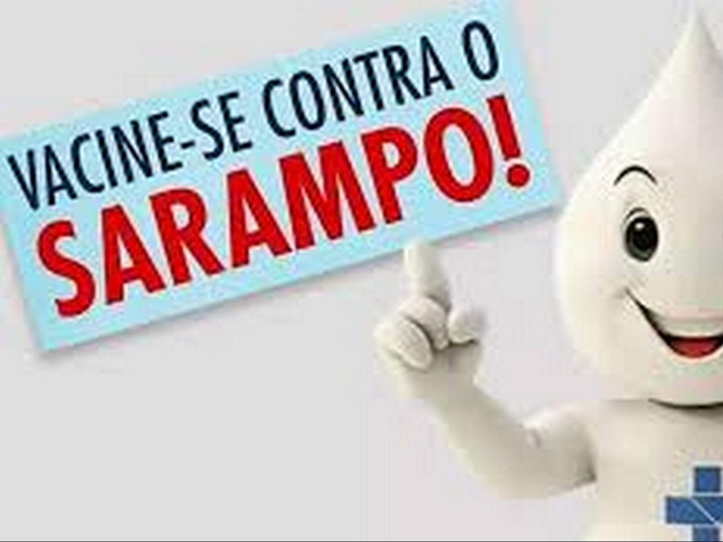 Foto de capa da notícia: 19 de outubro é Dia D de Vacinação contra o Sarampo