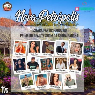 Foto de capa da notícia: Nova Petrópolis recebe gravações do Influencers Live Show no dia 24 de outubro