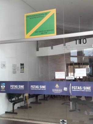 Foto de capa da notícia: FGTAS/SINE informa vagas de emprego