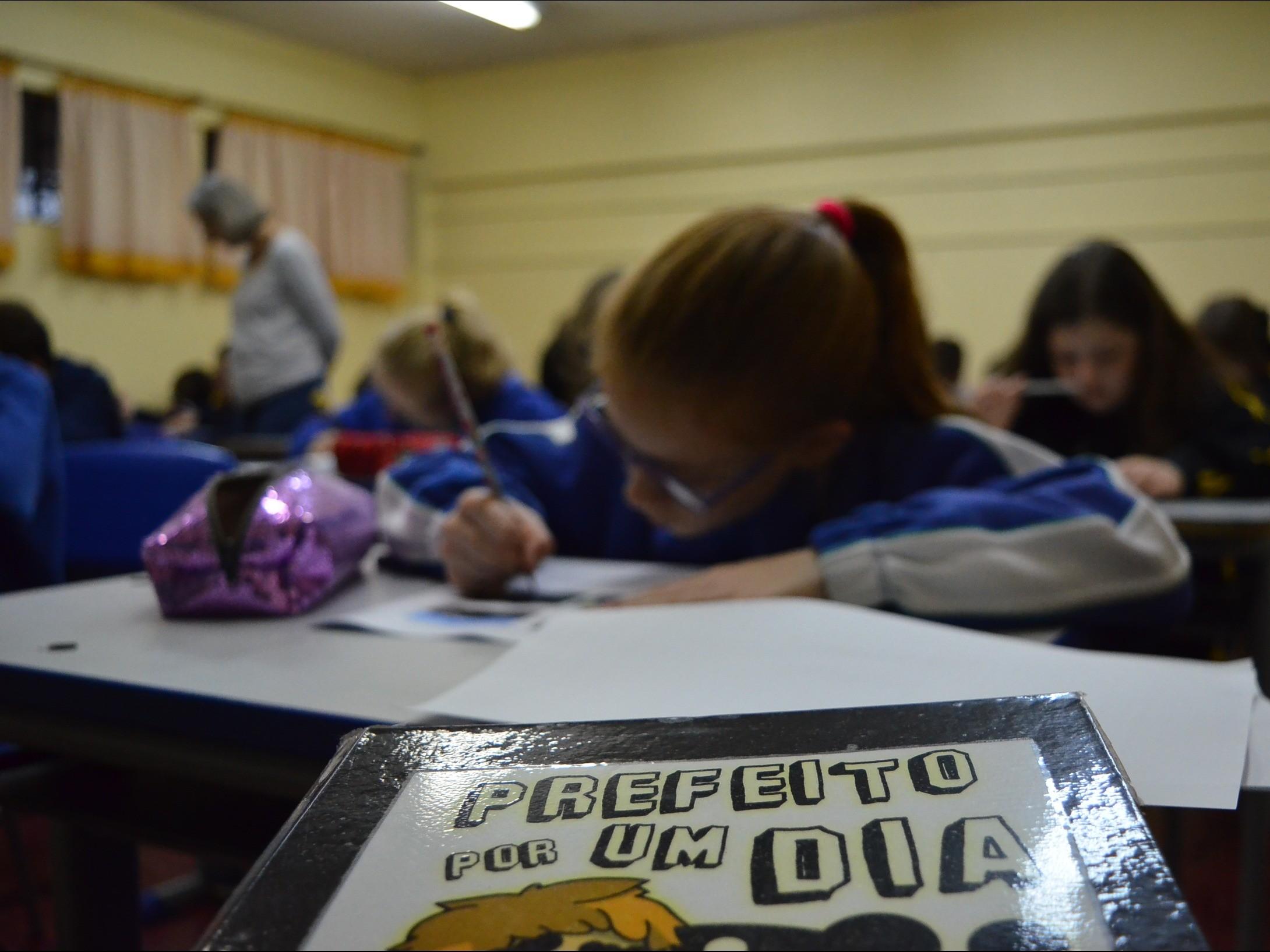 """Foto de capa da notícia: Resultados do concurso """"Prefeito Por Um Dia"""" 2019 foram divulgados"""